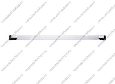 Ручка-рейлинг 320 мм алюминий+хром 14.360 3