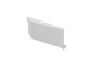 Декоративная накладка белая STRONG левая 1566 1