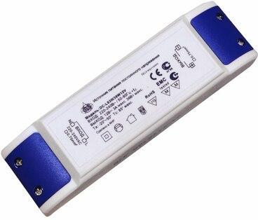 Стабилизатор напряжения для диодных лент, 220В/12В 36Вт, пласт.корп., 166х48х37мм 1