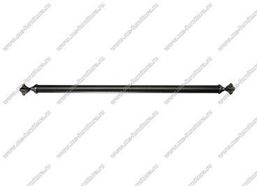 Ручка-скоба 320 мм антрацит/матовый черный 832-320-V4/V5 2