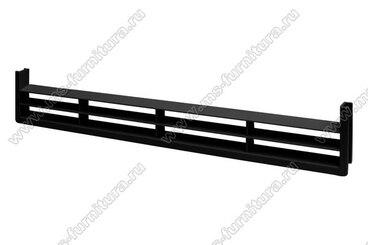 Вентиляционная решетка №2 черный 1