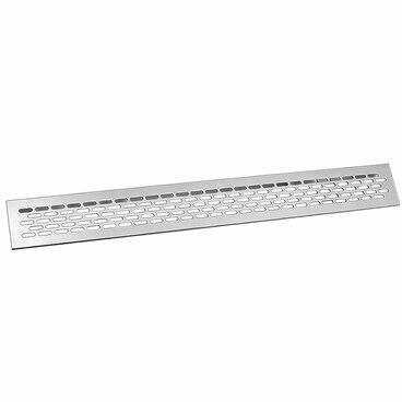 Вентиляционная решетка 60х484 Алюминий GTV KK-W60800-M0 1