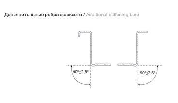 Роликовые направляющие (0,8) DS03W.1/250 3