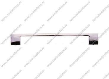 Ручка-скоба 160 мм хром 807-160-V01 2