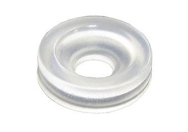 Шайба 4 мм прозрачная 1