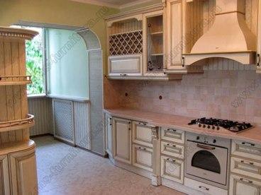 Кухня с фасадами Ника KN-02 2