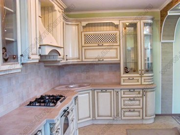 Кухня с фасадами Ника KN-02 3