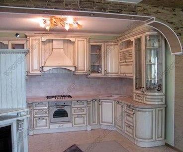 Кухня с фасадами Ника KN-02 5