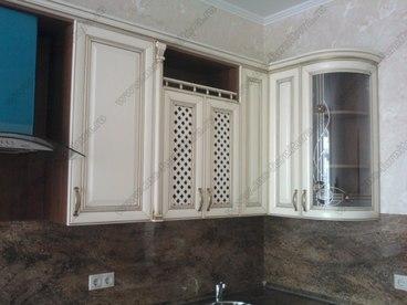 Кухня с фасадами Ника KN-03 3