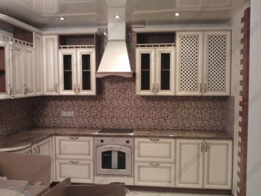 Кухня с фасадами Ника KN-06 2