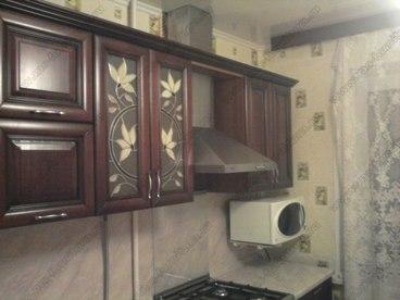 Кухня с фасадами Клио CK-03 2