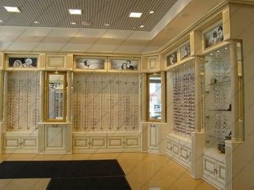 Мебель с фасадами из массива ясеня Ника белый с золотой патиной 4