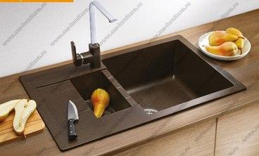 Кухонная мойка из камня G012 3