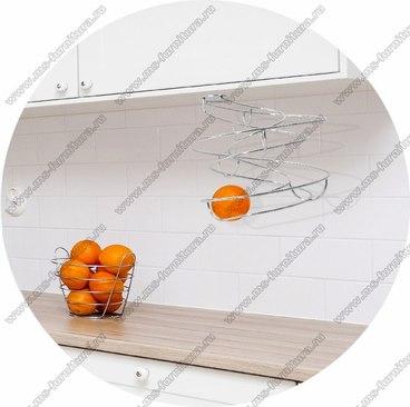 Держатель для фруктов подвесной хром LF-213 2