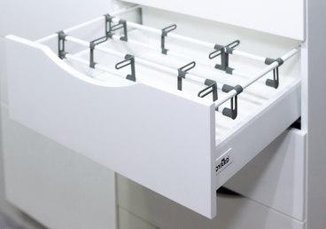 Продольный рейлинг для SB04, цвет серый, 450 мм SBR06/GR/450 4