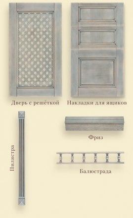 Фасады Шале 2