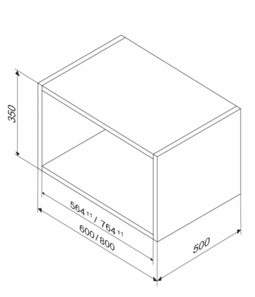 Выдвижная корзина-сушка MERCURY KRS03/1/3/800 BOYARD 3