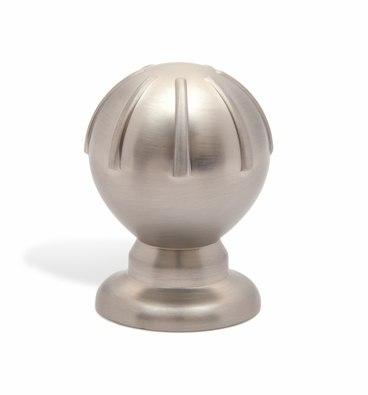 Ручка-кнопка матовый атласный никель TILDA RC308MBSN.4 2