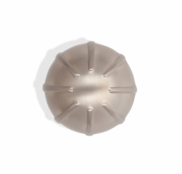 Ручка-кнопка матовый атласный никель TILDA RC308MBSN.4 3