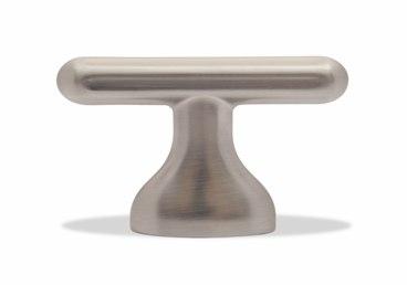Ручка-кнопка матовый атласный никель STARK RC309MBSN.4 3