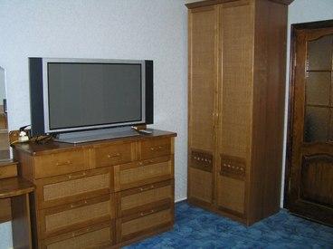 Спальня Модерн с ротанговым полотном 1