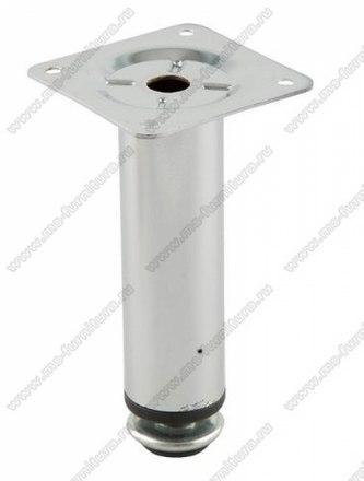 Опора регулируемая 30х120 мм хром 1