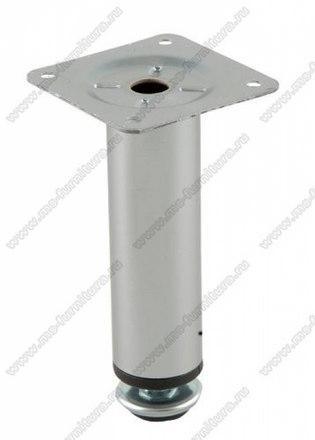 Опора регулируемая 30х120 мм матовый хром 1