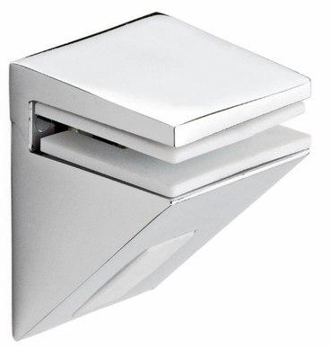 Полкодержатель декоративный нержавеющая сталь 235-021 1