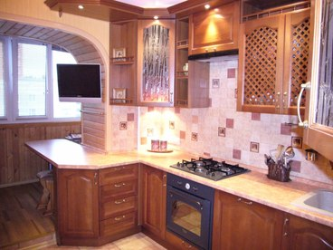 Кухня Классика KC-01 1