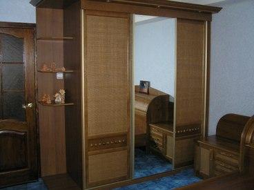 Спальня Модерн SM-02 с ротанговым полотном 1