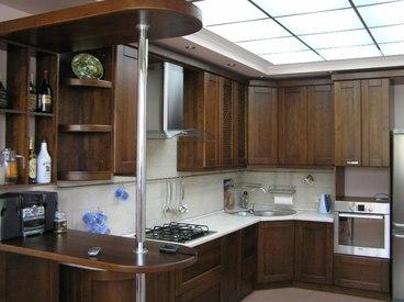 Кухня Модерн KM-04 1