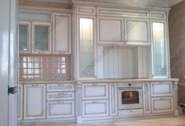 Кухня с фасадами Ника KN-01 1
