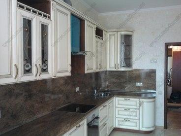 Кухня с фасадами Ника KN-03 1
