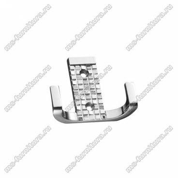 Мебельный крючок хром KR 0160 1