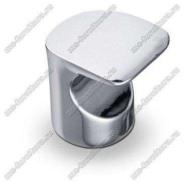 Ручка-кнопка хром K-1100 1