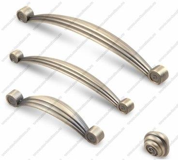 Ручка-скоба 96 мм бронза 96-033 1