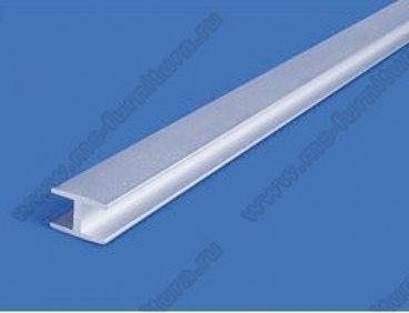 Планка для стеновых панелей щелевая 4 мм СОЮЗ 1