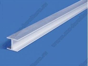 Планка для стеновых панелей щелевая 6 мм СКИФ 1