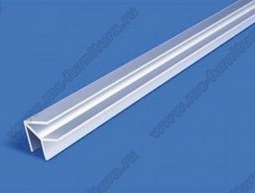 Планка для стеновых панелей угловая (соединительная) универсальная 4 мм СОЮЗ 1