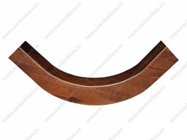 Фриз планковый дуговой обратный (Модерн) 1