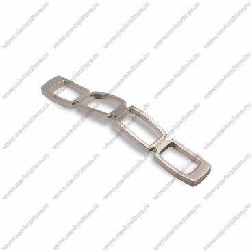 Ручка-скоба 192 мм атласный никель EL-7000-192 BSN 1