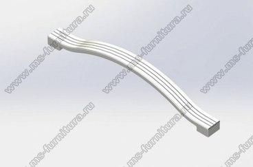 Ручка-скоба 128 мм хром ЭКОНОМ E.AK-128-02 1