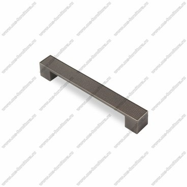Ручка-скоба 160 мм атласное серебро EL-7020-160 Oi 1