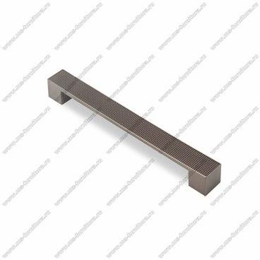 Ручка-скоба 192 мм атласное серебро EL-7020-192 Oi 1