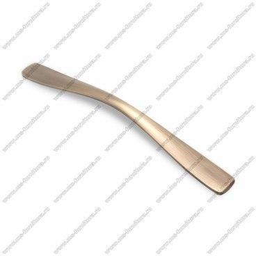 Ручка-скоба 192 мм атласная бронза EL-7070-192 MAB 1