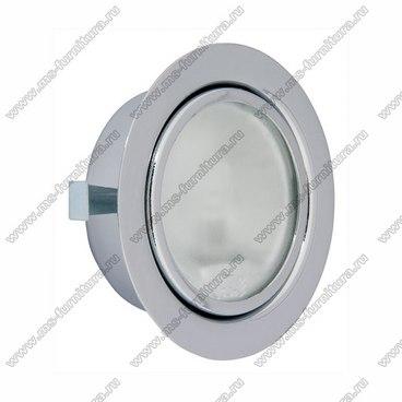 Лампочка хром 1