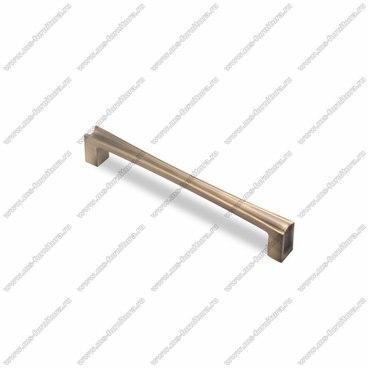 Ручка-скоба 160 мм атласная бронза EL-7080-160 MAB 1