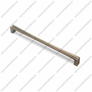 Ручка-скоба 256 мм атласная бронза EL-7080-256 MAB 1