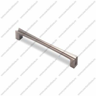 Ручка-скоба 160 мм атласное серебро EL-7080-160 Oi 1
