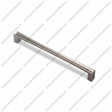 Ручка-скоба 224 мм атласное серебро EL-7080-224 Oi 1